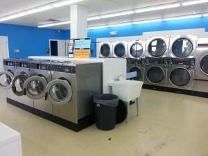 The Laundry has Plenty of Capacity to Service Customers