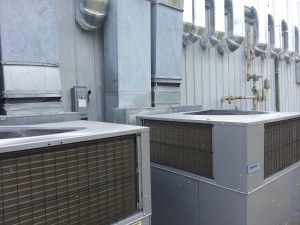 The Large HVAC Capacity Keeps Your Customers Cool in the Summer,