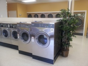 New coin laundry open in Eddyville, KY! The folks are excited to see it open!