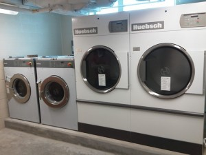 The laundry system at Ensworth High School