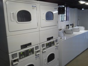 Another multi housing coin operated laundry location. We keep the machines clean and looking great, so your tenants enjoy using them.
