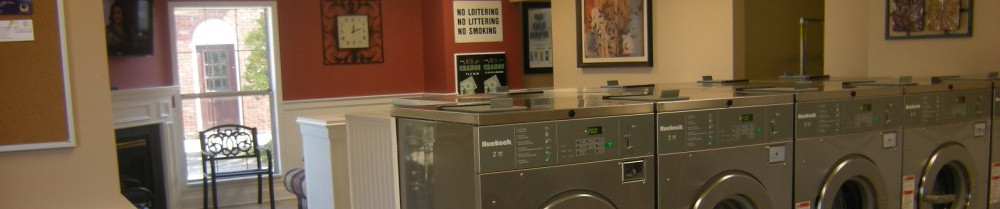 National Laundry Equipment | Coin Operated Systems